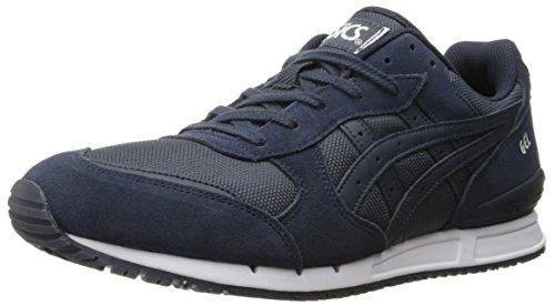 ASICS GEL-Classic Retro Running Shoe, Navy/Navy, 11.5 M US