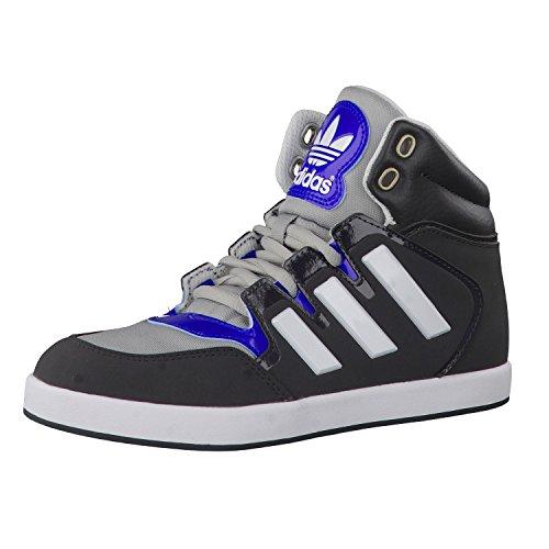 Adidas Dropstep K W Scarpa 5,5 grey/white/royal