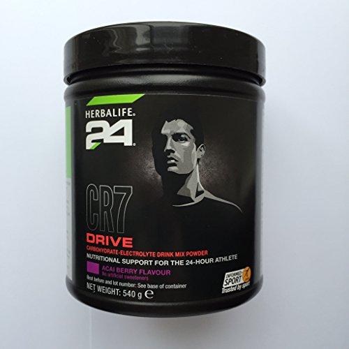 Herbalife Drive Hypotonic Sports CR7 Cristiano Ronaldo con Drink