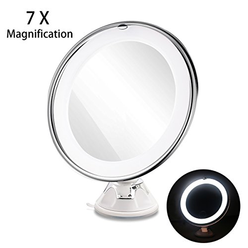 ruimio-dimmable-makeup-mirror-7x-magnifying-lighted-makeup-mirror-with-suction-base