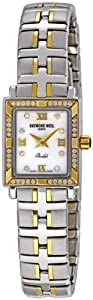 Raymond Weil Women's 9630-STS-00995 Parsifal Stainless Steel Bracelet Watch