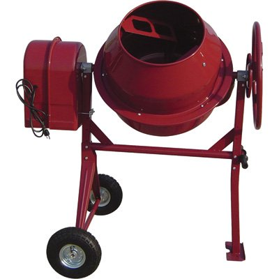 Harbor Freight 3 5 Cement Mixer Assembly Shepherd School
