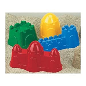 LARGE CASTLE MOLDS SOLD SEPARATELY