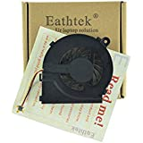 Eathtek New Laptop CPU Cooling Fan for HP Pavilion G7-1070US G7-1150US G7-1310US G7-1219WM series, Compatible with part# 595833-001 (3 pin 3 connector)