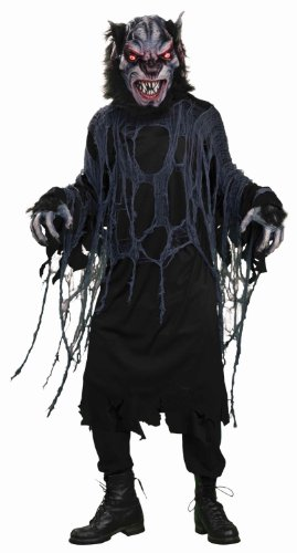 Forum Novelties Men's Bad Wolf Deluxe Costume