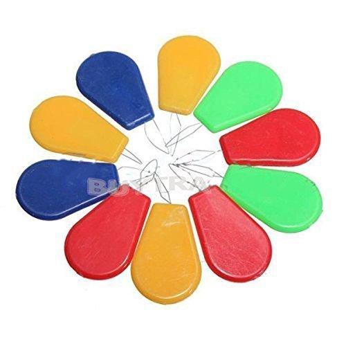 Nähmaschine Nadel Amazing Trading Ausdauerbar 10 Stück Fliege Draht Stich Plastik Handwerk Werkzeug