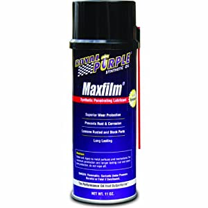 Royal Purple 05000 Maxfilm High Performance Multipurpose Synthetic Penetrating Spray Lubricant - 11 oz.