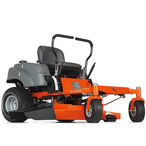 Husqvarna 967 00 38-01 FR Series Kawasaki Engine 726cc 3-in-1 Zero-Turn Mower with a 48