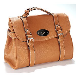 Large Womens Designer Leather Style Satchel Bags