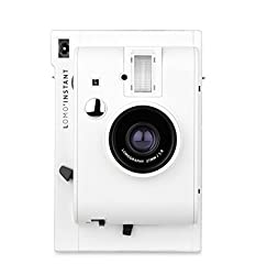 Lomography Lomo Instant White Edition Instant Camera