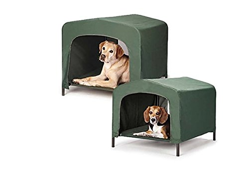Etna Waterproof Pet Retreat Portable Dog House (Elevated Dog House compare prices)