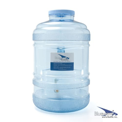 Bluewave 5 Gallon Bpa Free Water Bottle With 120Mm Big-Mouth & Dispensing Valve