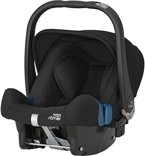 Britax Römer Babyschale Baby-Safe plus II, Gruppe 0+ (Geburt - 13 kg), Kollektion 2016, Cosmos Black