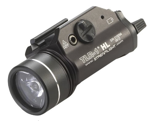 Streamlight TLR-1 HL Rail Mounted Tactical Light Review