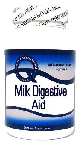 Milk Digestive Aid 60 Capsules ^Gls