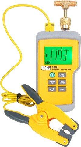 UEI Super Heat & Sub Cool Meter (Refrigerant Temperature Clamp compare prices)