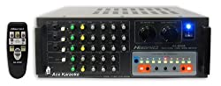Hisonic MA-3000K 600 Watts Professional Digital Mixing Amplifier from Hisonic