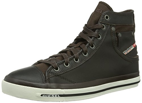 "Diesel - ""MAGNETE"" EXPOSURE I - sneaker, Sneakers da Uomo, Multicolore (Mehrfarbig (T2186), 43"