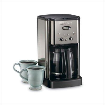 Cuisinart Coffee Maker Matte Black :  133 Bad Credit Buffalo NY 14201