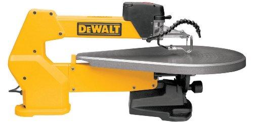 DEWALT デウォルト DW788 糸のこ盤 スクロールソー (並行輸入品)