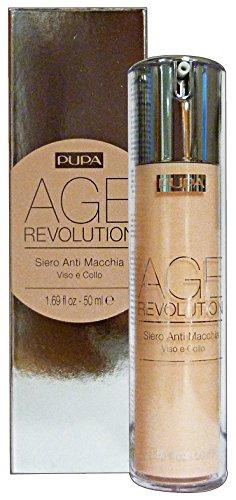 PUPA Age Revolution Siero Anti Macchia 50ml - viso e collo