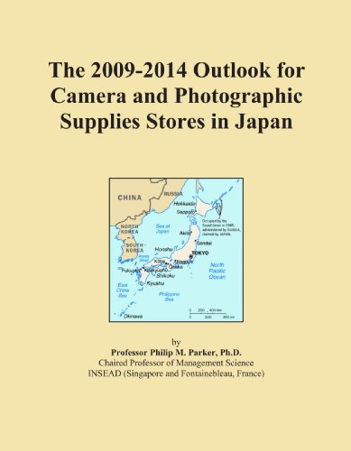 The 2009-2014 Outlook for Camera and Photographic Supplies Stores in Japan