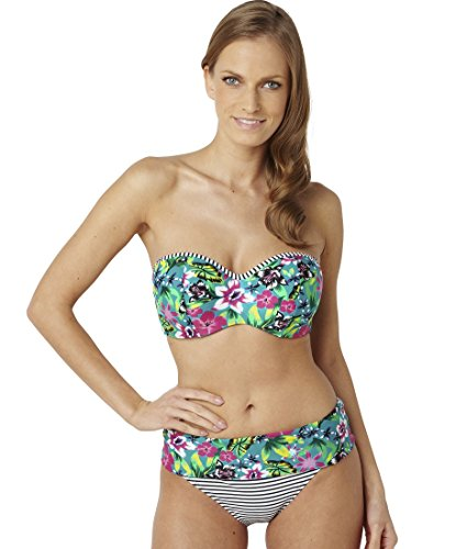 With stylish and colorful swimwear made especially for those ladies with longer body types, you'll be able to find a suit that fits your frame like a glove. Longitude is a brand that specializes in long torso swimwear and they carry one piece swimsuits with a wide variety of prints, embellishments and cuts.
