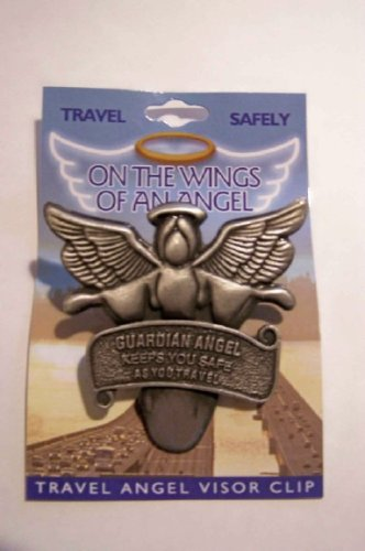 GUARDIAN ANGEL Travel Angel Visor Clip