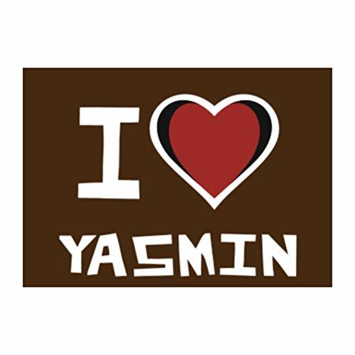 teeburon-i-love-yasmin-pack-de-4-pegatinas