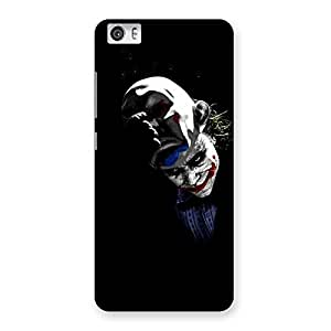 AJAYENTERPRISES Wow BlackSalute Joke Back Case Cover for Xiaomi Redmi Mi5