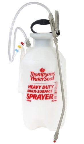 Thompson's 2-Gallon Deck, Fence, and Patio Sprayer 25022