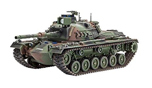 Revell-Modellbau-03236-M48-A2GA2-Patton-im-Mastab-135