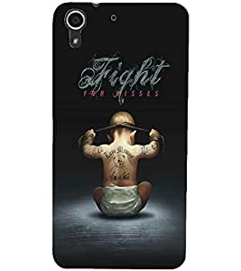 HTC DESIRE 728 BABY BOY Designer Back Cover Case By PRINTSWAG