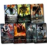 Cassandra Clare Cassandra Clare The Mortal Instruments and The Infernal Devices Collection 7 Books Set Pack (City of Fallen Angels, City of Glass, City of Ashes, City of Bones, Clockwork Angel, Clockwork Prince, City of Lost Souls)