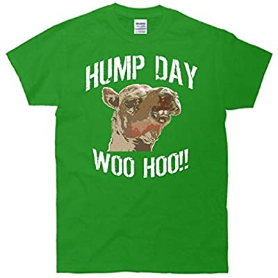 Hump day woo hoo camel face T-Shirt
