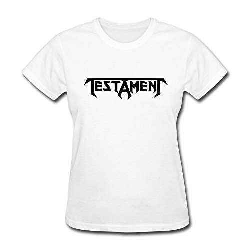 Women's Fashion Brand Testament T-shirt XLarge