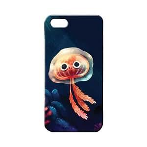 BLUEDIO Designer 3D Printed Back case cover for Apple Iphone 5 / 5S / SE - G6870