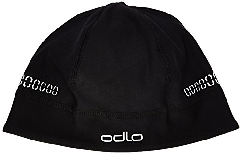 Odlo Hat Polyknit Running, Black,