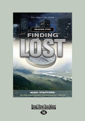 Finding Lost: Season 5 (Large Print 16pt)