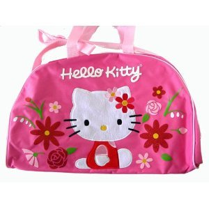 Sanrio Hello Kitty Duffle Bag