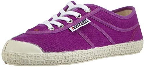 Kawasaki Rainbow basic, Sneaker donna Viola Violett (Purple / 73) 41