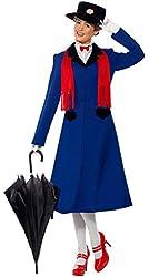 Mary Poppins Adult Costume - Medium