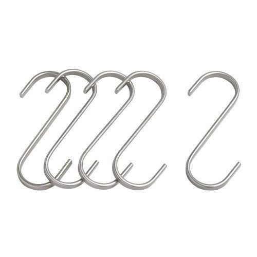 ikea-7cm-grundtal-5-s-hooks-for-pot-pan-lid-cup-hook-onto-rail-or-shelf