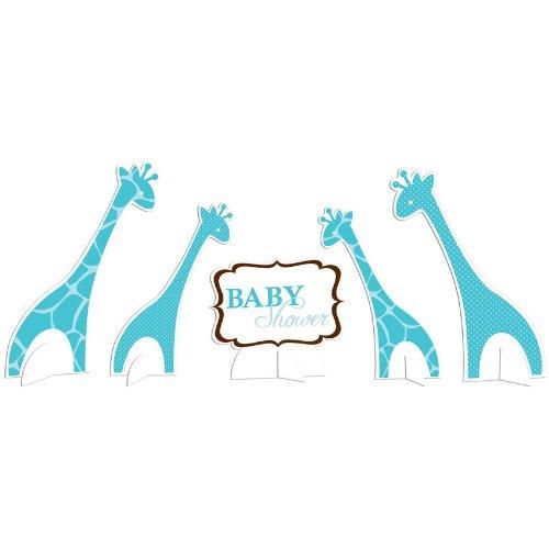 wild safari boy giraffe baby shower baby shower mania