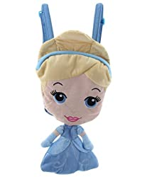 Disney Cinderella Bag, Yellow/Blue (16-inch)