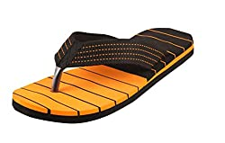 Wildstyle Mens Orange Eva Flip Flop (6)