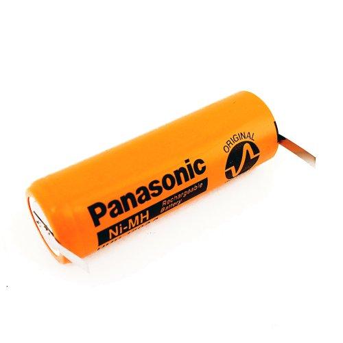 Replacement Battery For Braun Oral-B Professional Care Toothbrush, 1150 Mah, Panasonic Nimh, 42 Mm Long, 14 Mm Diameter