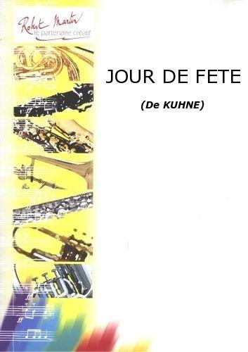 robert-martin-kuhne-jour-de-fete-klassische-noten-perkussion