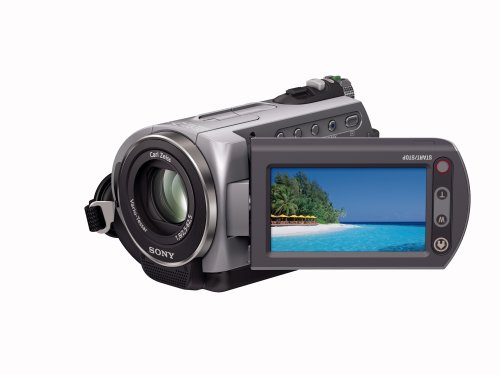 Sony DCR-SR72 Hard Disc Drive Camcorder With 2.7'' LCD Screen