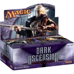 Excellent Magic The Gathering Dark Ascension Sealed Booster Box 36 Packs - Fateful Hour And Undying Toy / Game / Play / Child / Kid